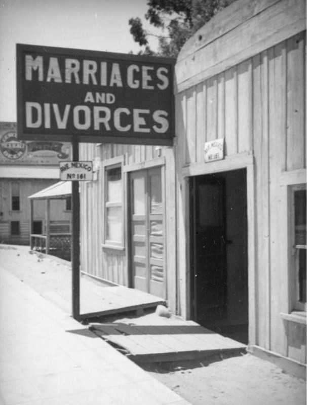 """""""Marriages & Divorces Served Here"""""""