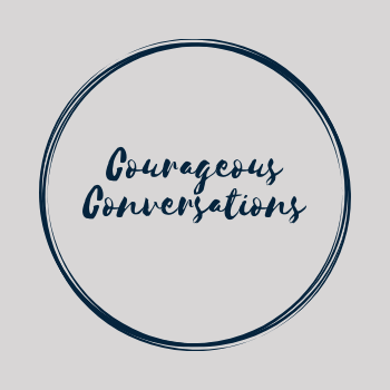 Courageous Conversations logo