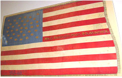 Grand Old Army Banner