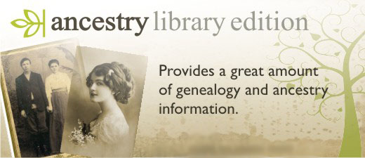 Ancestry.com Library Edition