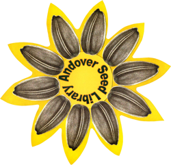 Andover Seed Library logo