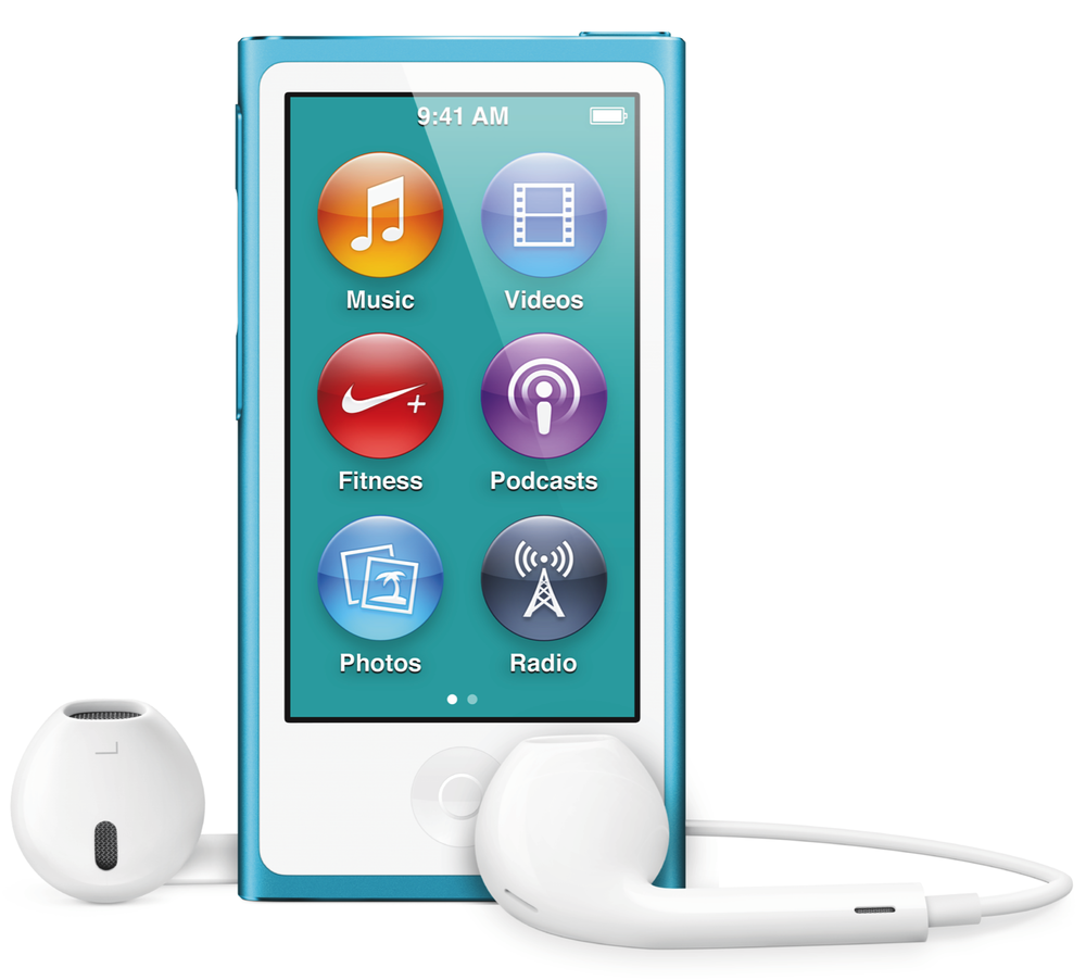 iPod Nano Touch | Memorial Hall Library