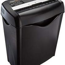 Amazon Basics cross cut paper shredder