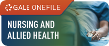 connects to Nursing and Allied Health (Gale OneFile)