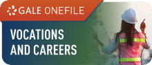 connects to Vocations and Careers (Gale OneFile)