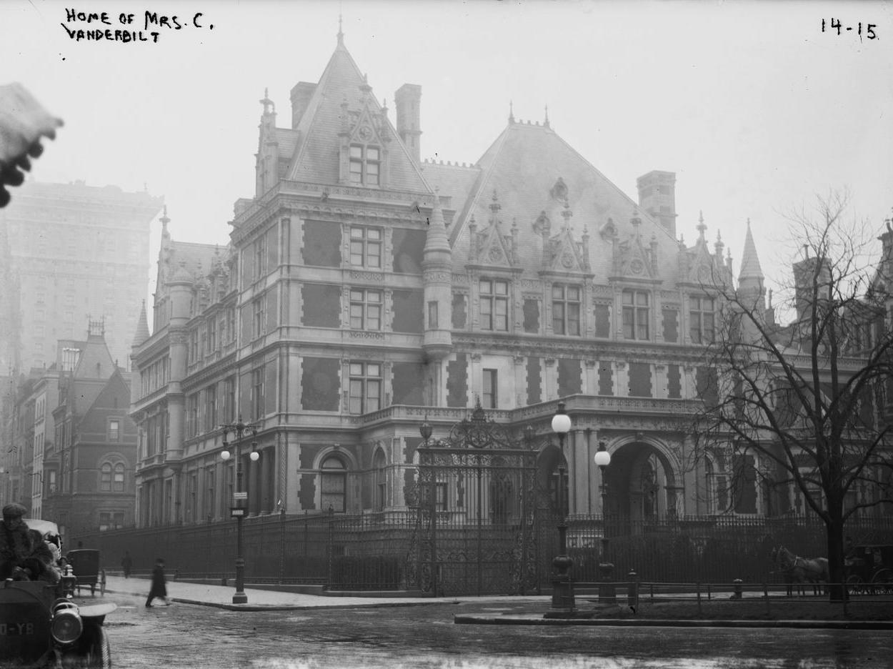 Cornelius Vanderbilt house