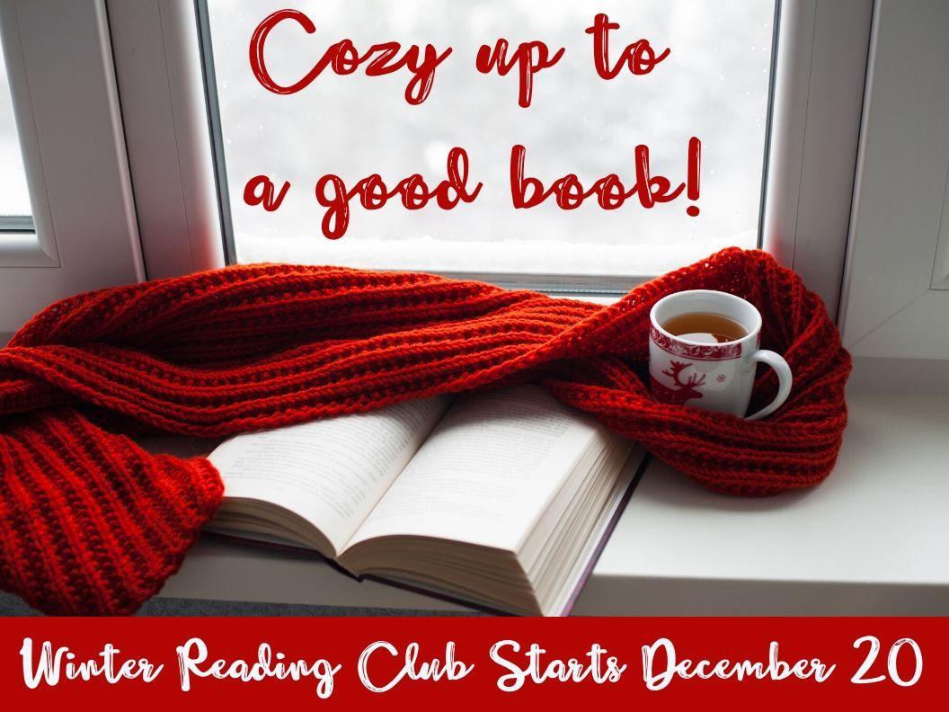 winter reading club starts December 20