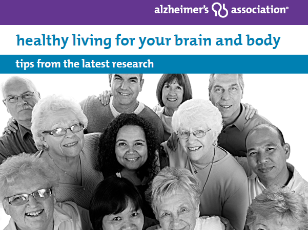 Healthy Living for your brain and body