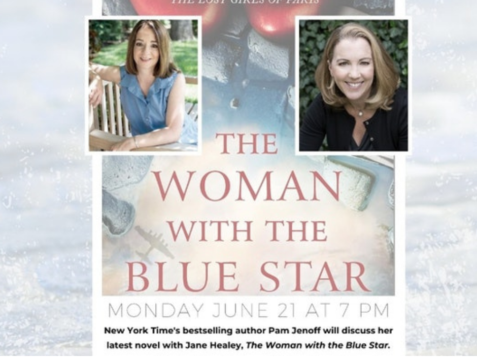 the woman with the blue star pam jenoff