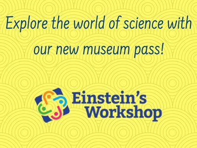 New Museum Pass: Einstein's Workshop