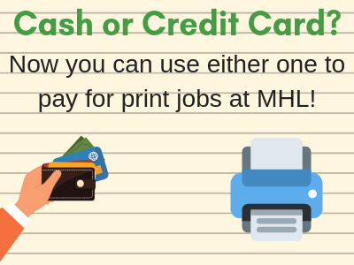 Cash or Credit Card?