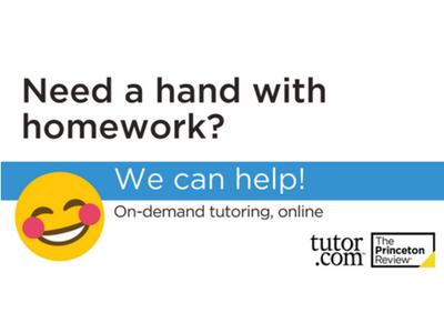 tutor.com live tutoring
