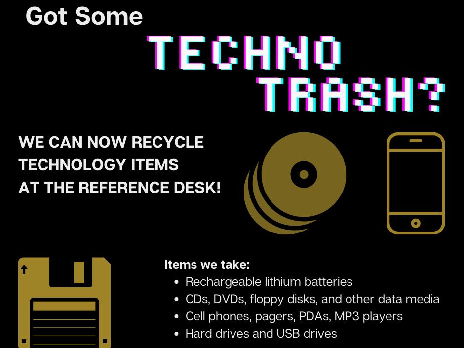 got some techno trash?
