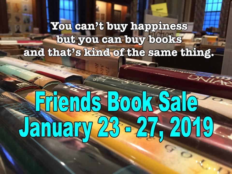 Friends' Winter Book Sale