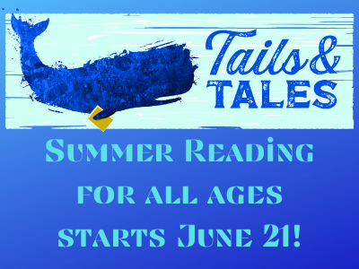 summer reading for all ages started June 21