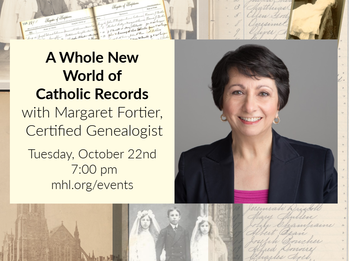 Whole New World of Catholic Records