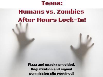 humans vs zombies lock in