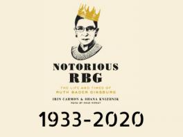 Notorious RBG 1933-2020