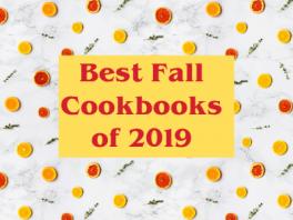 Best Fall Cookbooks of 2019