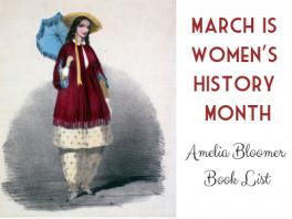Amelia Bloomer Book List