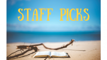 staff picks with books