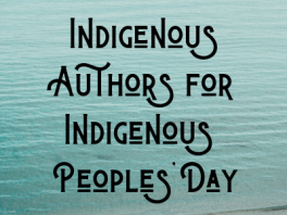 Indigenous Authors for Indigenous Peoples' Day