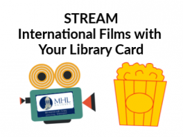 Stream Great International Films with Kanopy and Hoopla