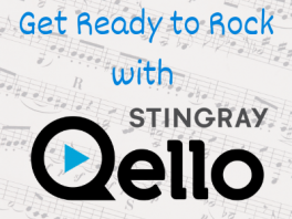 Get Ready to Rock with Stingray Qello