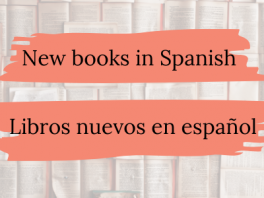 New books in spanish