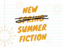 new spring and summer fiction