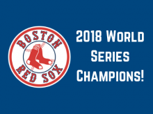 Red Sox 2018 World Series Champions