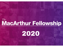 MacArthur Fellowship 2020