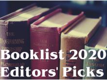 booklist 2020 editor's picks