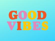 good vibes aka cheery books for teens