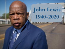 Remembering John Lewis 1940-2020