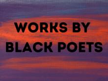 works by Black poets