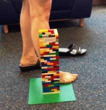 Lego Tower Summer 18