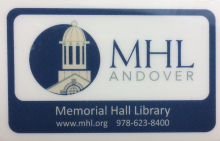 MHL Library Card