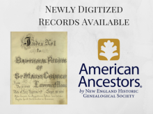Nely Digitized Records Available