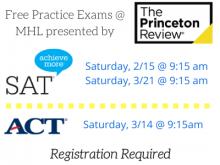 Spring 2020 practice exams