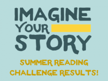 Summer Reading Challenge Results