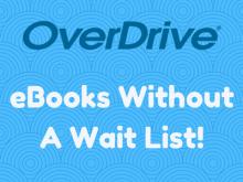 eBooks Without a Wait List