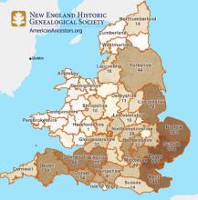 Great Migration Parish Mapping App