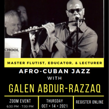 galen abdur-razzaq afro-cuban jazz