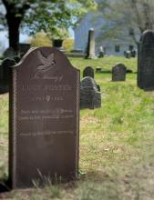 South Church Cemetery Tour -- June Genealogy Club Meeting