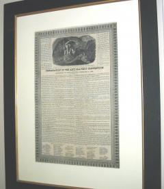 Declaration of anti-slavery convention