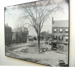 Main Street looking north