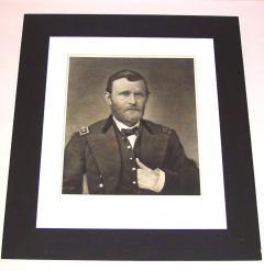 Portrait of Grant