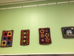 Textiles by MHL staff
