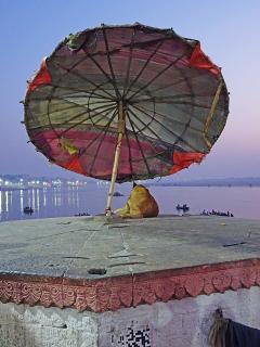 My Ganga Wakes, Varanasi, Cusumano